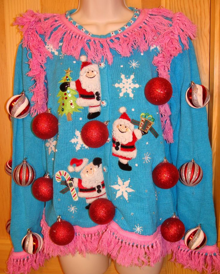 42 Best Holidays~Ugly Christmas Sweater Ideas Images On