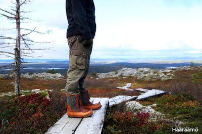 Lapikkaat. Olos, Lapland, Finland http://www.haaraamo.fi