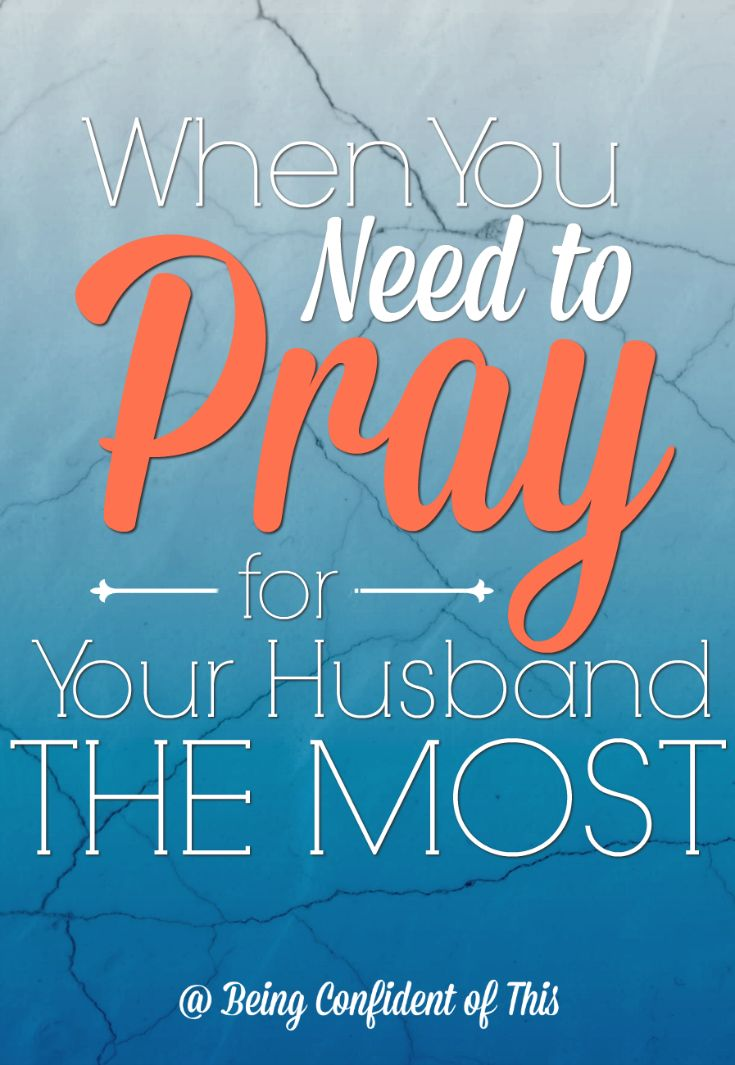 When You Don't Want to Pray for Your Husband