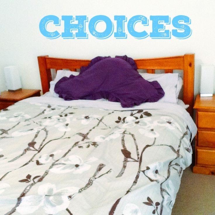 Choices - One Dream Writer
