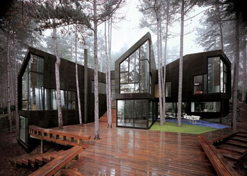 casa levene madrid spain: Home Tours, Dreams Home, Dreams Houses, Inspiration Architecture, Trees Houses, Spanish Architecture, Casa Leven, Architecture Design, In Law