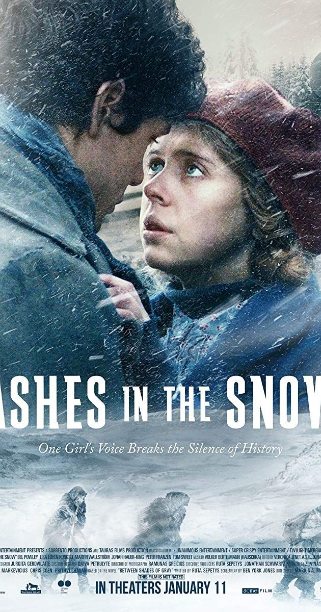 Ashes In The Snow With Sophie Cookson Bel Powley James Cosmo Jonah Hauer King In 1941 A 16 Year Old Asp Ashes In The Snow Snow Movie Free Movies Online