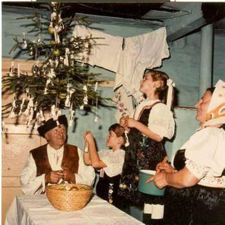 Slovenské tradičné Vianoce