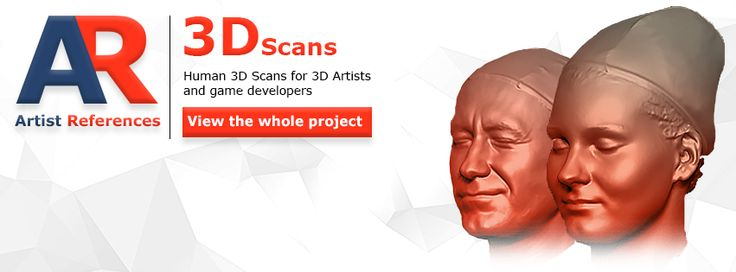 3Dscans.sk is the biggest online source of hi res human and animal photo references for 3D artists and game developers. (more than 8,000 photos)
