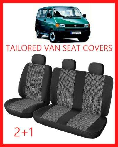 Tailored Seat Covers For Volkswagen T4 2 1 Van CoversVolkswagen