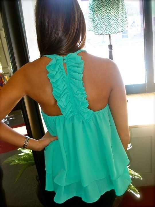 Love the back!!