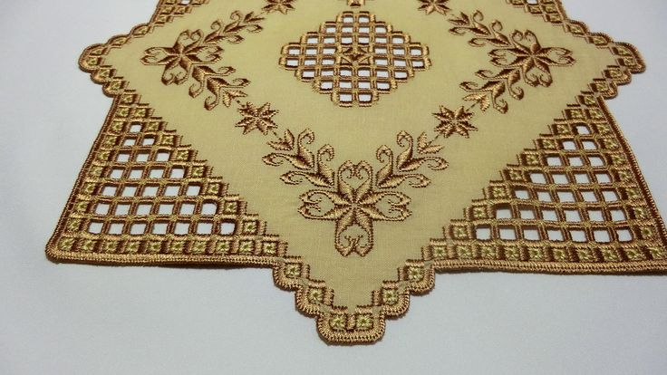 Hardanger embroidery 4