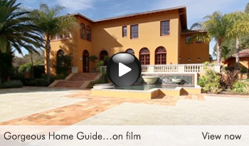 Gorgeous Home Guide - On Film!