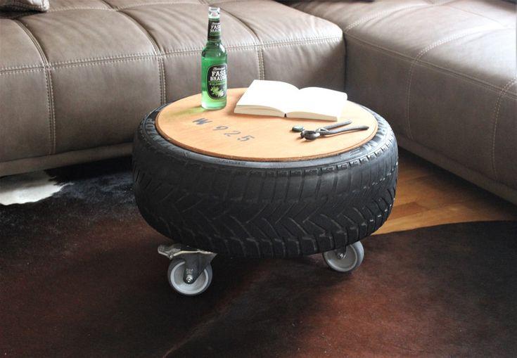 Couchtische - Hot Wheel Holz - ein Designerstück von Pfaennle bei DaWanda
