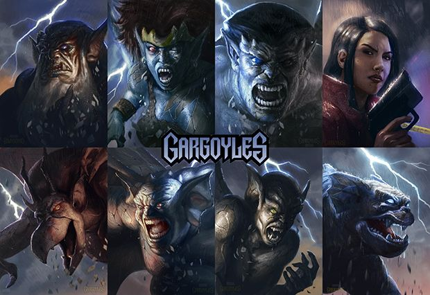 Stream every episode of Disney's Gargoyles on YouTube! - Nerd Reactor