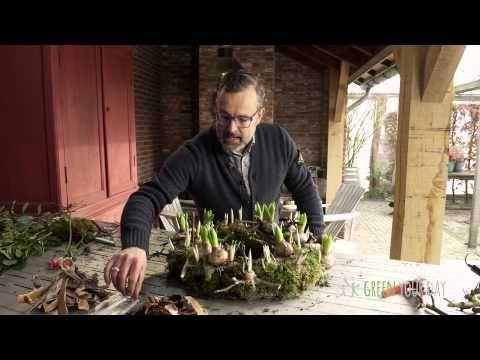 Filmpje | Zelfmaken: voorjaarskrans voor op de tafel Filmpjes - Margriet