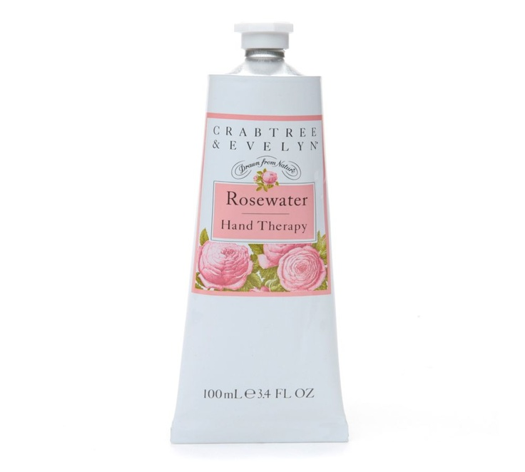Crabtree & Evelyn rose hand cream <3 best!