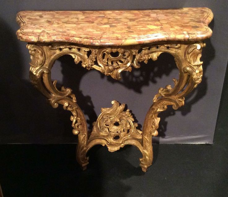 66 best Console Tables Louis XV (Rococo) images on Pinterest ...