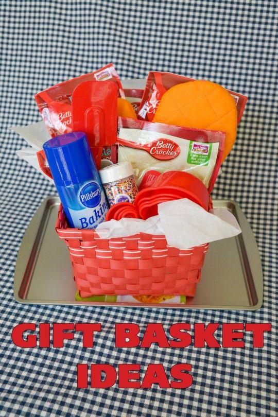 Christmas Party Raffle Ideas Part - 45: Gift Basket Ideas