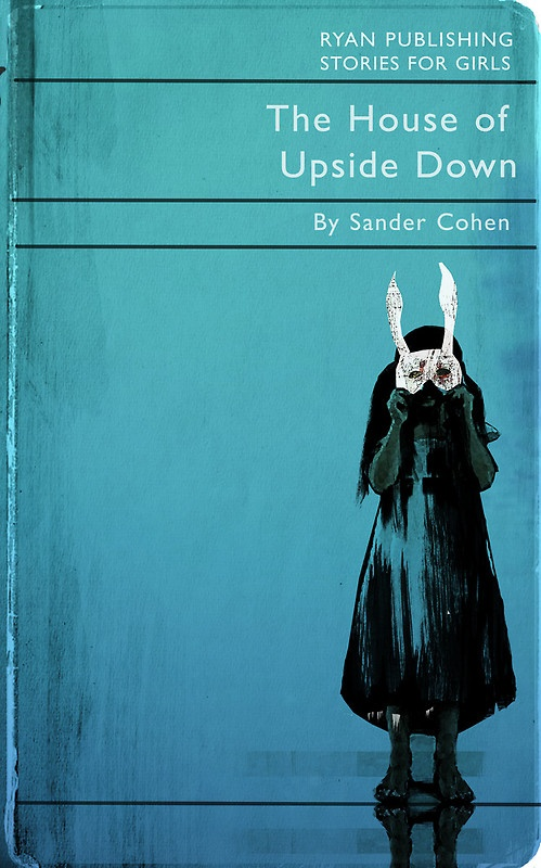 'The House of Upside Down' Poster by A.J.  Hateley #bioshock #game