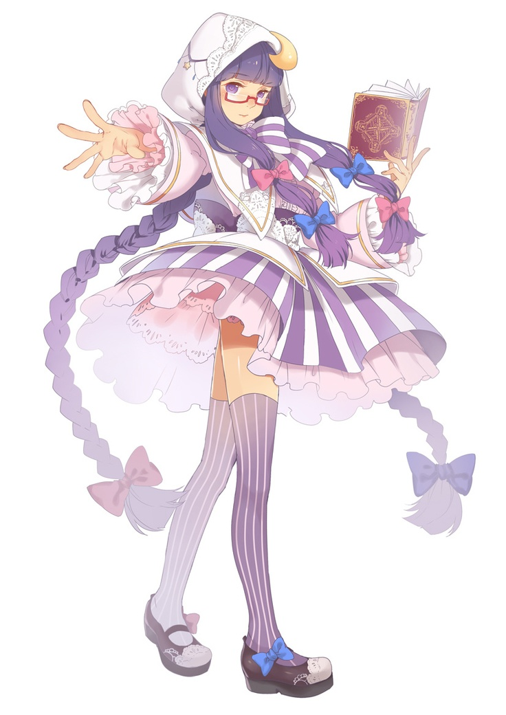 Nozomila patchouli knowledge by shiika yuno