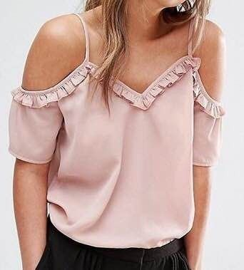 blusa campesinas limonni dama elegantes de mujer moda li312
