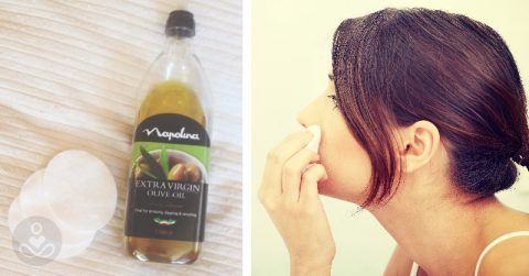 olive oil skin cleanse