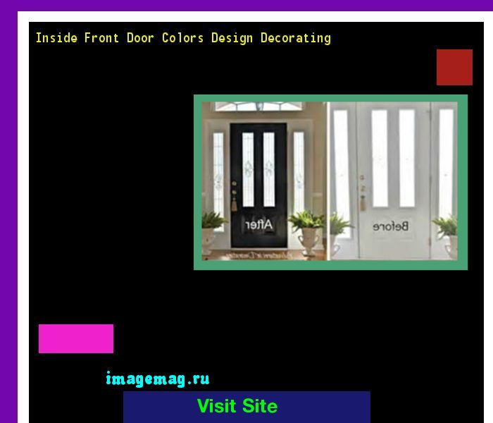 Inside Front Door Colors Design Decorating 185042 - The Best Image Search