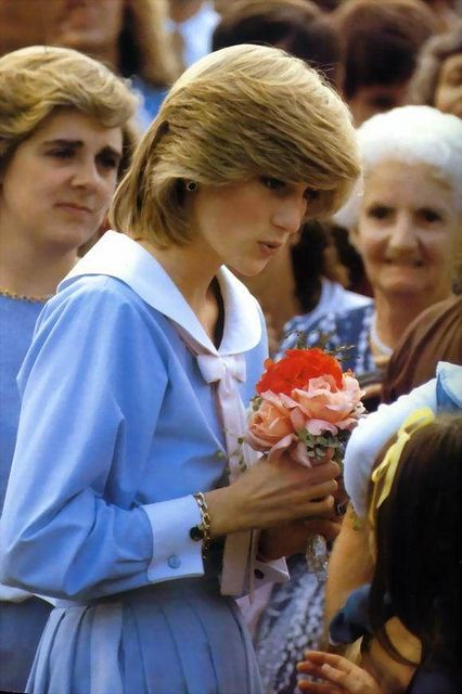 the life of diana the compassionate princess of wales Princess diana's life in pictures  the princess of wales helped change the  public's attitude on aids when, in 1987, she opened an hiv/aids.
