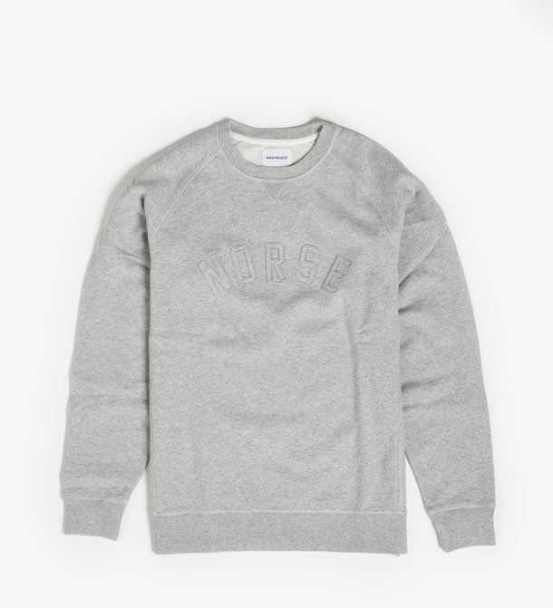 Norse Projects Ketel Logo Crew