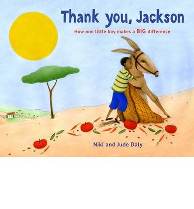 Jackson the donkey works very hard, carrying loads of mielies, carrots and potatoes up the hill to market every week. But one day, he won't budge. Can the farmer learn to say thank you and get Jackson moving again