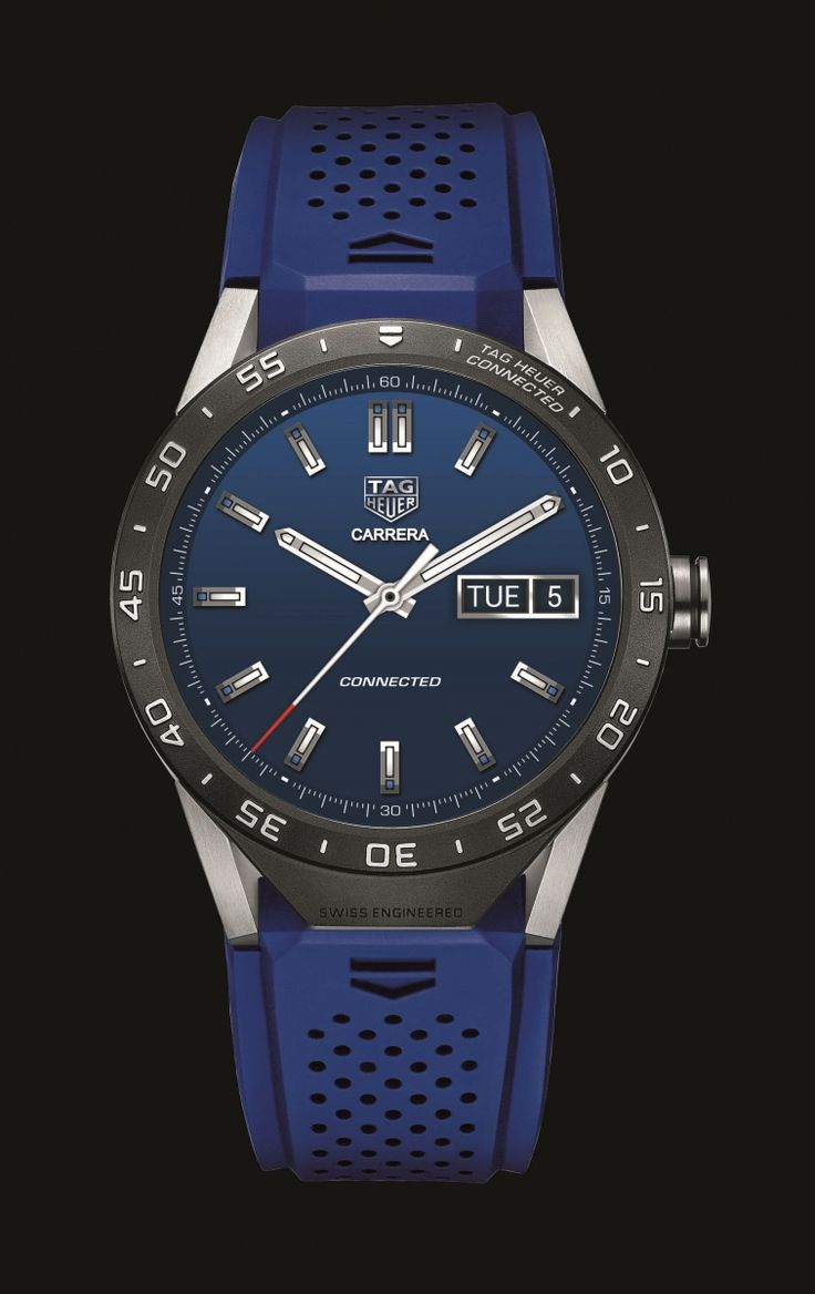 Tag Heuer Connected - Blue