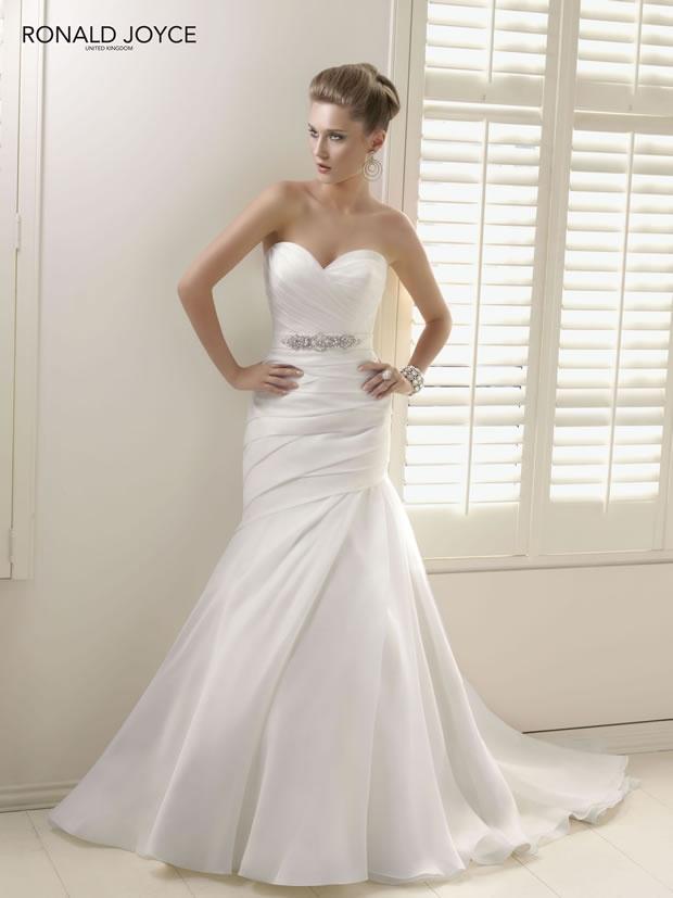 Buy Wedding Dress Ronald Joyce Peace 2013 At Cheap Price