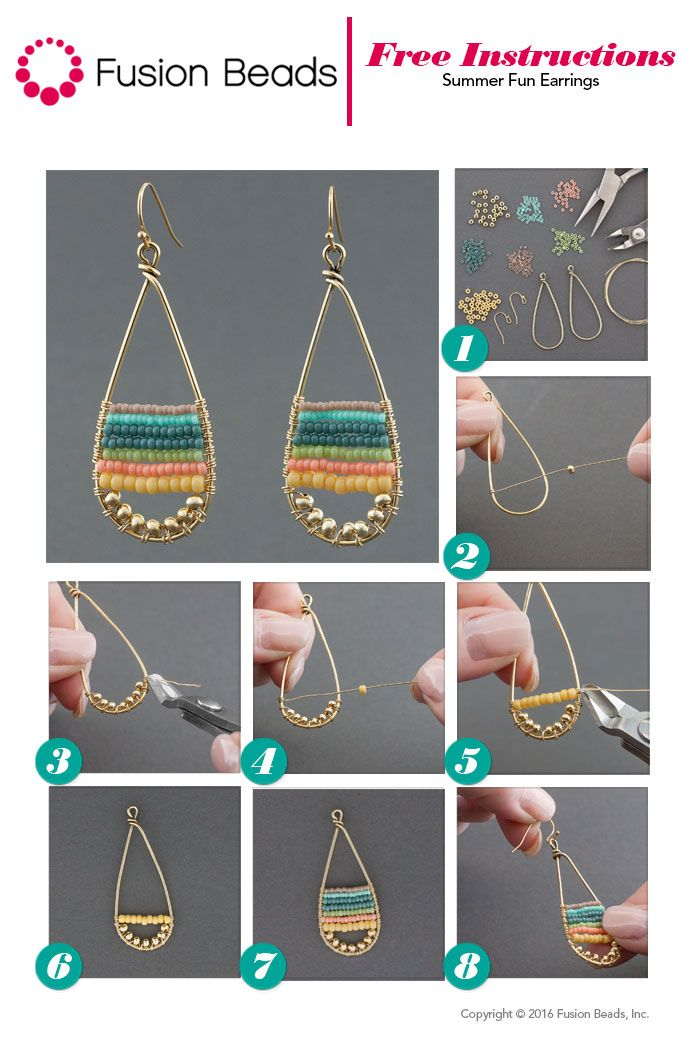 214 Best Images About Earrings Make Your Own Jewelry On -5628