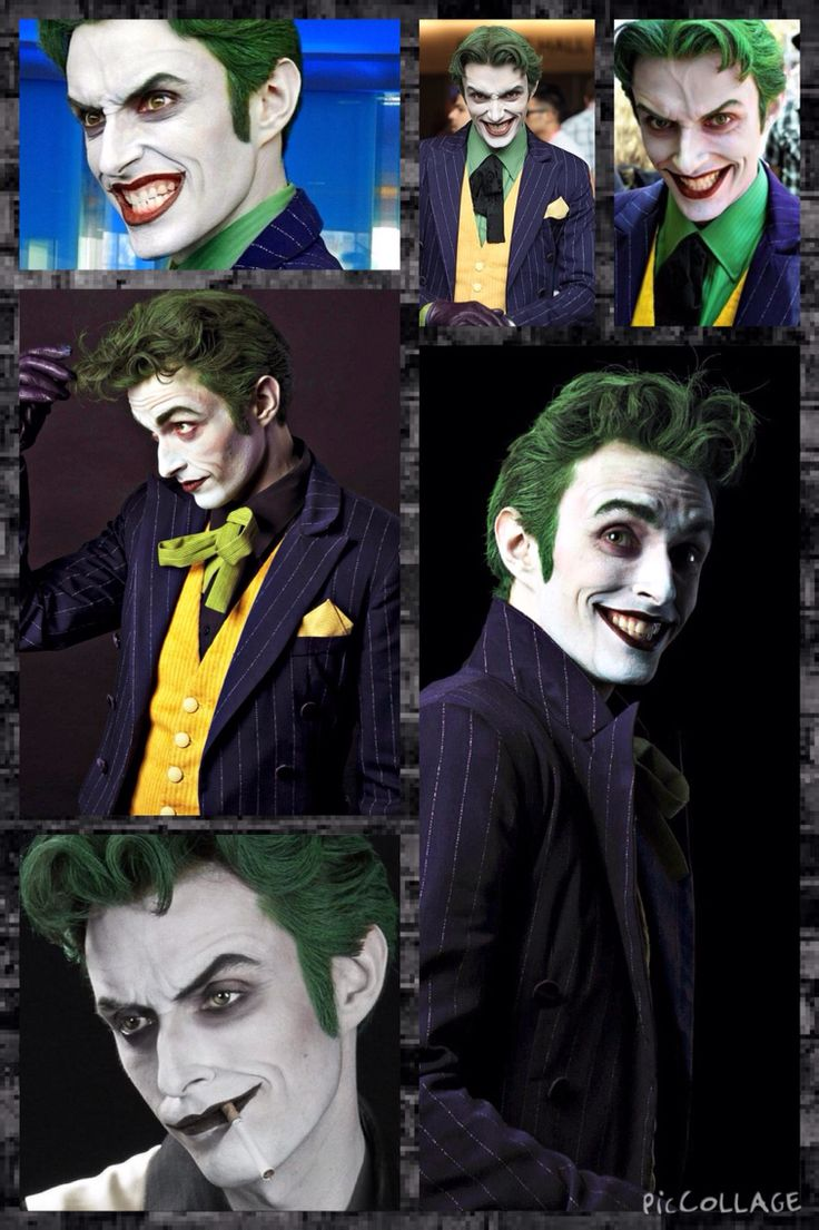 You don't like this guy? Well the joke is on you Anthony Misiano as the Joker