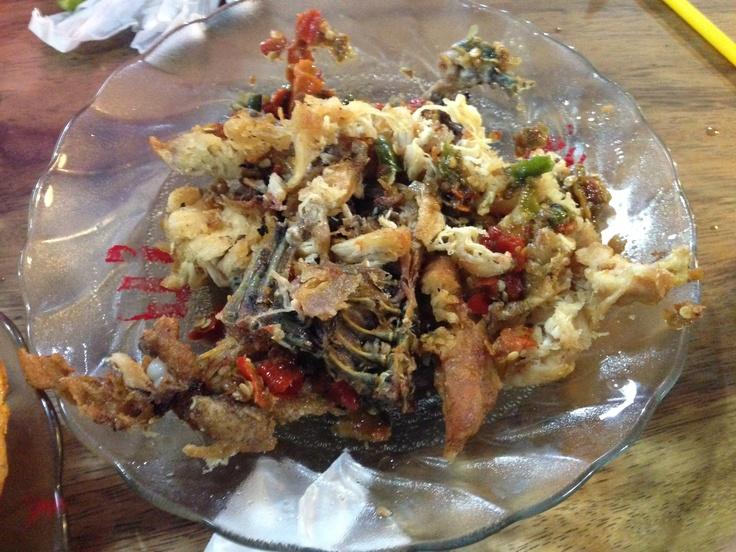 Ayam Penyet Jawa Timur @ Foodcourt MGK Kemayoran