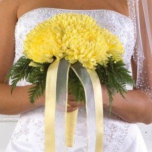 Chrysanthemum Wedding Flowers