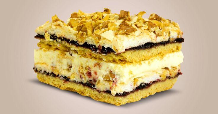 Песочный торт «Пани Валевская»: пробовала один раз, восхищаюсь по сей день! | Golbis