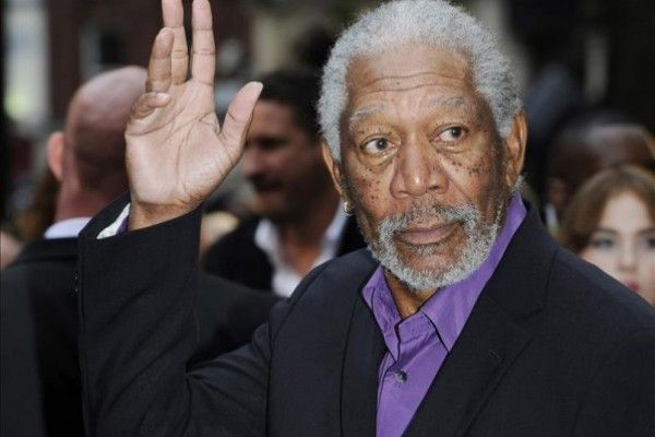 Morgan Freeman asegura que se mantiene joven gracias al sexo http://informe21.com/arte-y-espectaculos/morgan-freeman-asegura-que-se-mantiene-joven-gracias-al-sexo