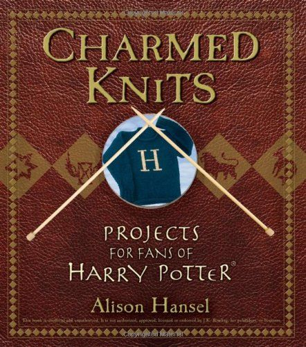 Want A Harry Potter Scarf? Charmed Knits Projects Will Help You Knit One For You Or For Your Fan of Harry Potter!
