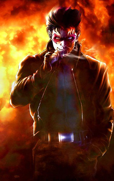 """Jason Todd """"Red Hood"""" Hands down one of my favorite characters. I guess Im attracted to the bad ones"""