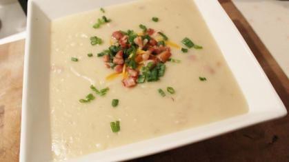Grimm's Bacon Potato Soup