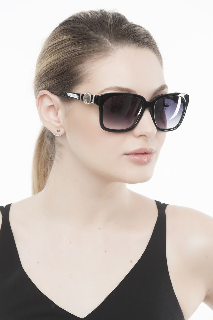 Monika sunglasses by Caroline Neron http://www.carolineneron.com/en/women/lunettes-solaire/monika-sunglasses.html