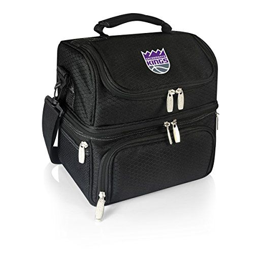 NBA Sacramento Kings Pranzo Insulated Lunch Tote Black * See this great product.