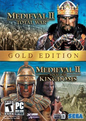 Medieval II: Total War Gold Edition - JOGOS VICIANTES: Medieval II: Total War Gold Edition