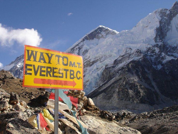 Everest Base Camp | Mount Everest Base Camp, Nepal and Tibet