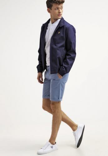 #Lyle and scott giacca leggera navy Blu scuro  ad Euro 84.00 in #Lylescott #Uomo saldi abbigliamento