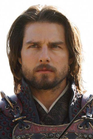 tom cruise long hair legend | Tom Cruise en guerrier poilu dans Le dernier Samouraï avec ses ...