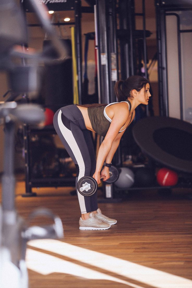 Die besten Übungen für einen schlanken Körper