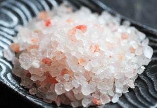 Real Salt, Celtic Salt and Himalayan Salt