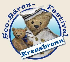 13. Internationales See-Bären-Festival für Teddybären, Puppen und Miniaturen…