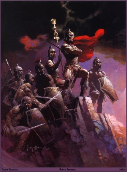 chrome hearts sale Frank Frazetta