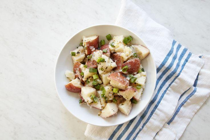 Whole30 + Paleo Potato Salad Recipe (Inspired by Zoey's Kitchen) | Olive You WholeOlive You Whole