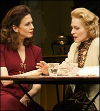 Jessica Hecht, who starred in Zona Gale's MISS LULU BETT in 2010, just wrapped up a critically-acclaimed run in MTC's THE ASSEMBLED PARTIES. She also just finished up three new film projects!
