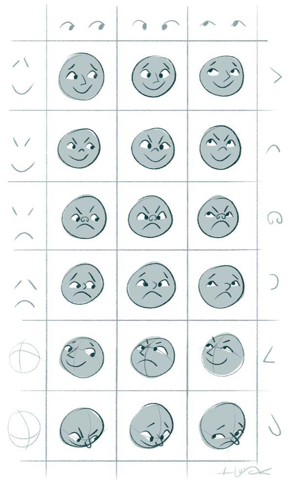 facial #11